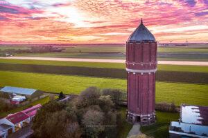 Watertoren Wieringerwaard