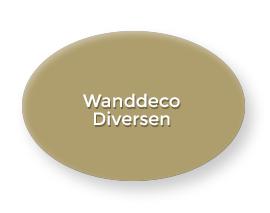 Wanddeco Diverse