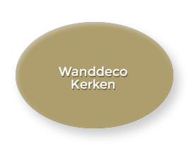 Wanddeco Kerk