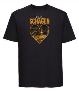 tshirt Schagen t-shirt