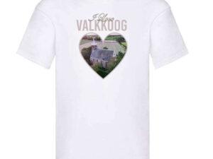 Tshirt Valkkoog shirt t-shirt